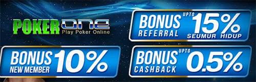 Situs Poker Promo Bonus