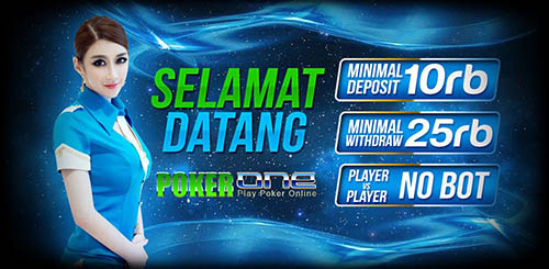 POKER1ONE Situs Poker Online Indonesia