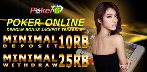 Situs Poker Online Terbesar Se-ASIA