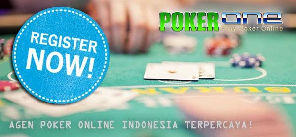 Situs Poker Online Terpercaya POKER1ONE