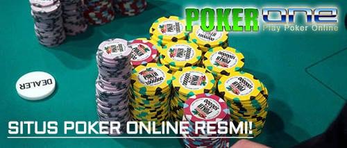 POKER1ONE – Situs Poker Online Resmi 2019